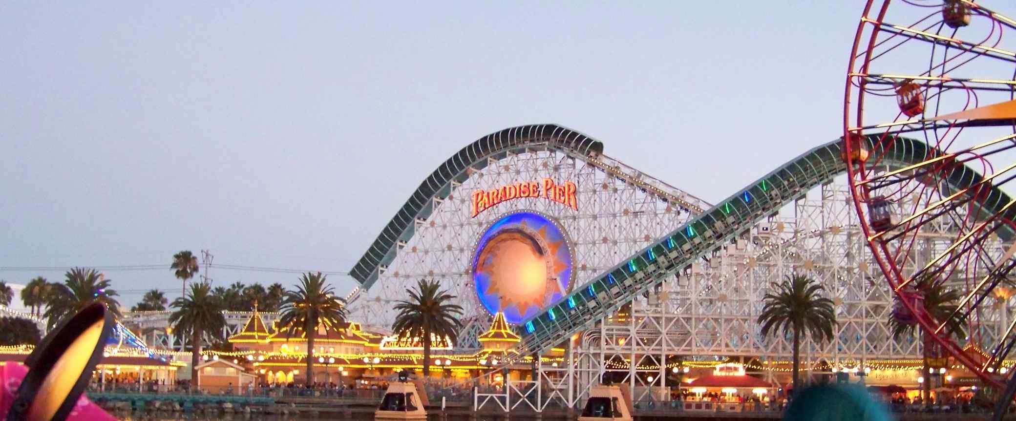 Disneyland California   Castles and Dreams Travel