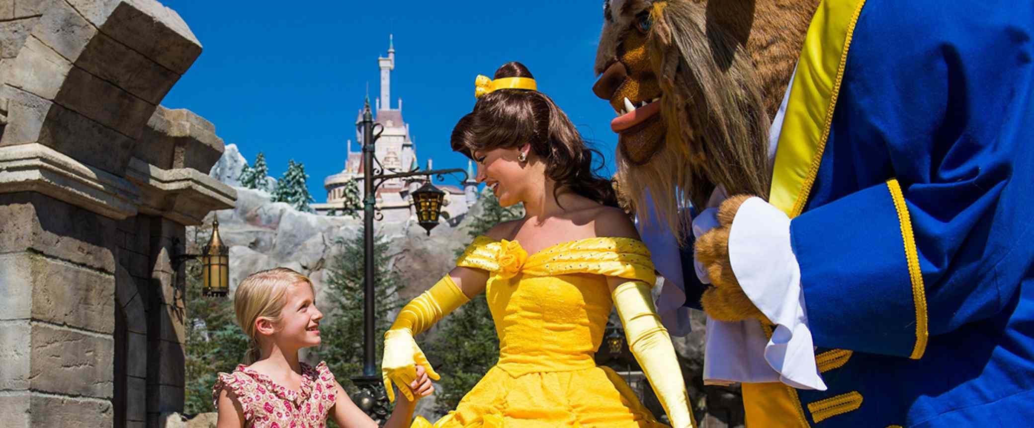 Walt Disney World Castles And Dreams Travel